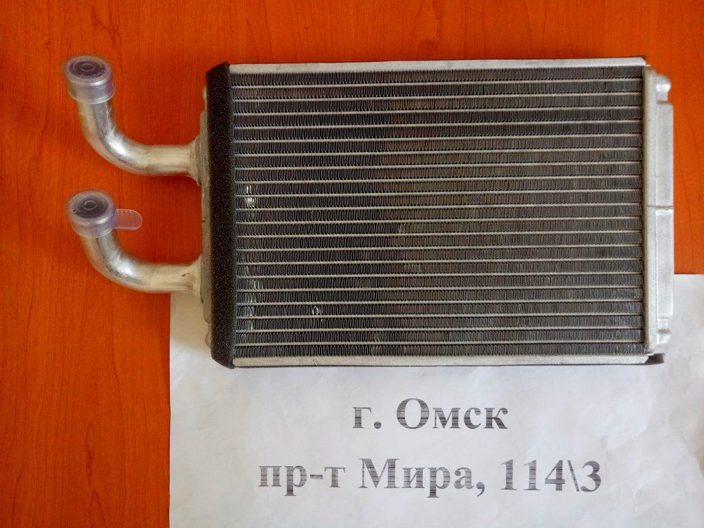 радиатор печки хендай елантра омск