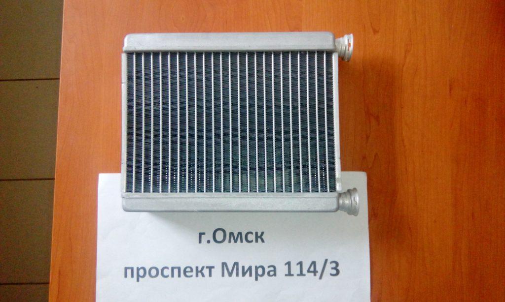 радиатор печки тойота  лэнд крузер 100 омск