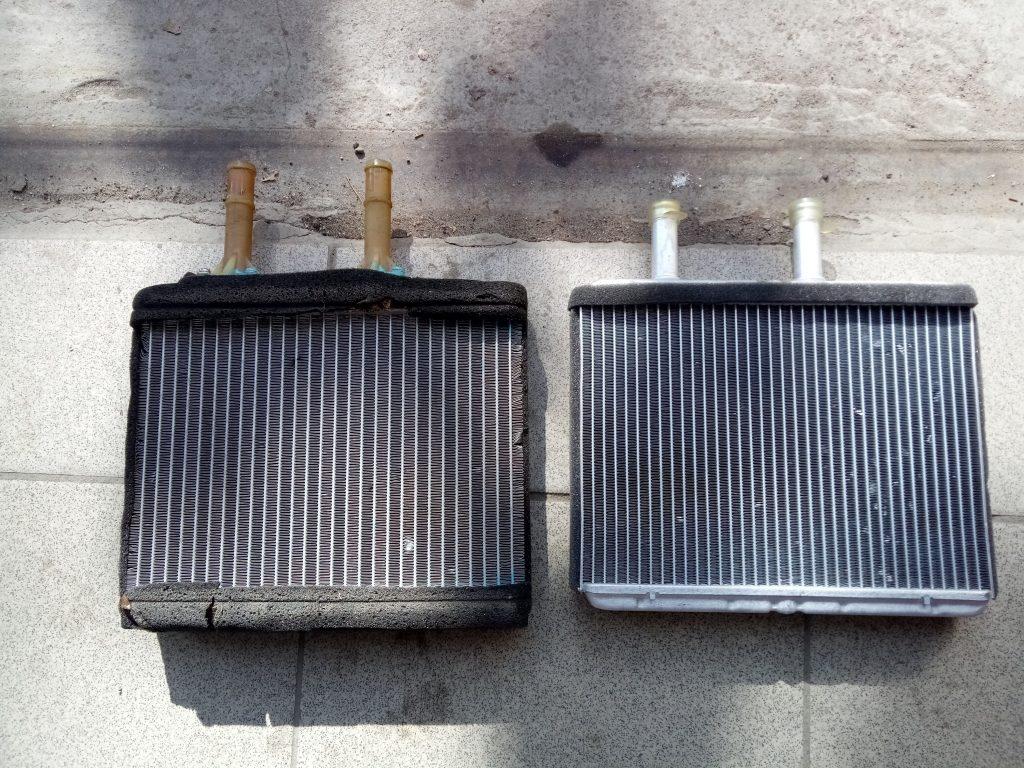 радиатор печки ниссан серена омск