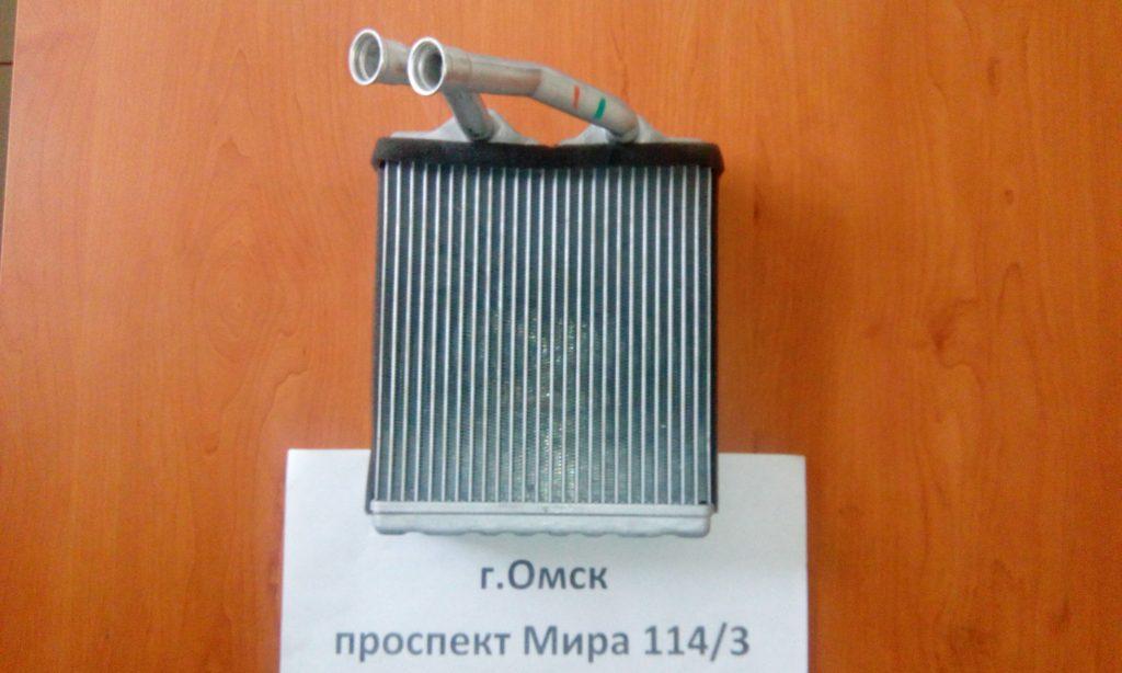 радиатор печки тойота карина е омск