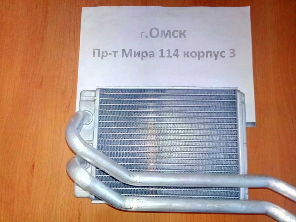 радиатор печки хендай санта фе омск