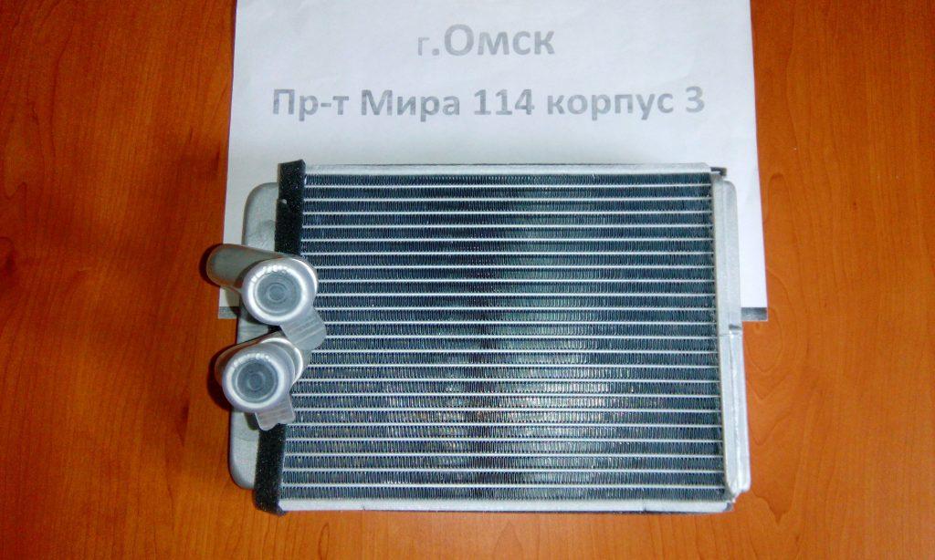 радиатор печки хендай старекс омск