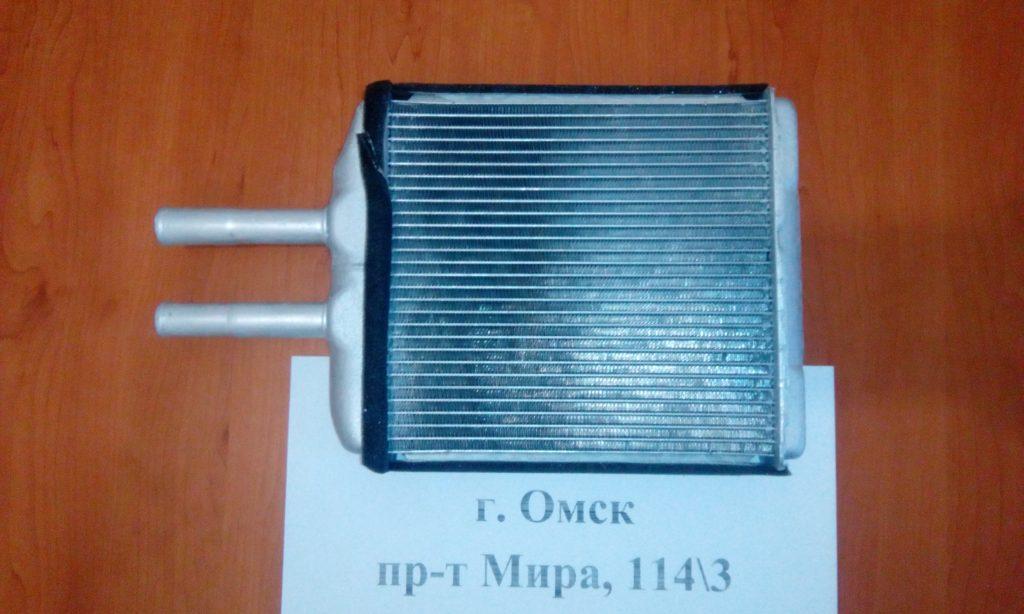 радиатор печки шевроле эпика омск