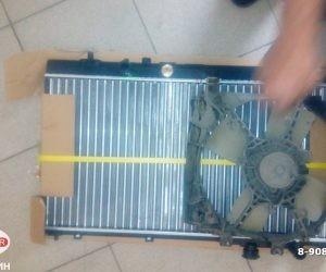 радиатор mazda premacy омск
