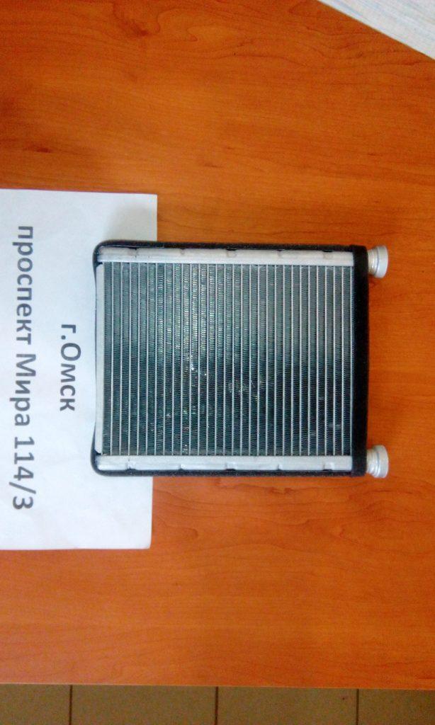 радиатор печки тойота авенсис омск