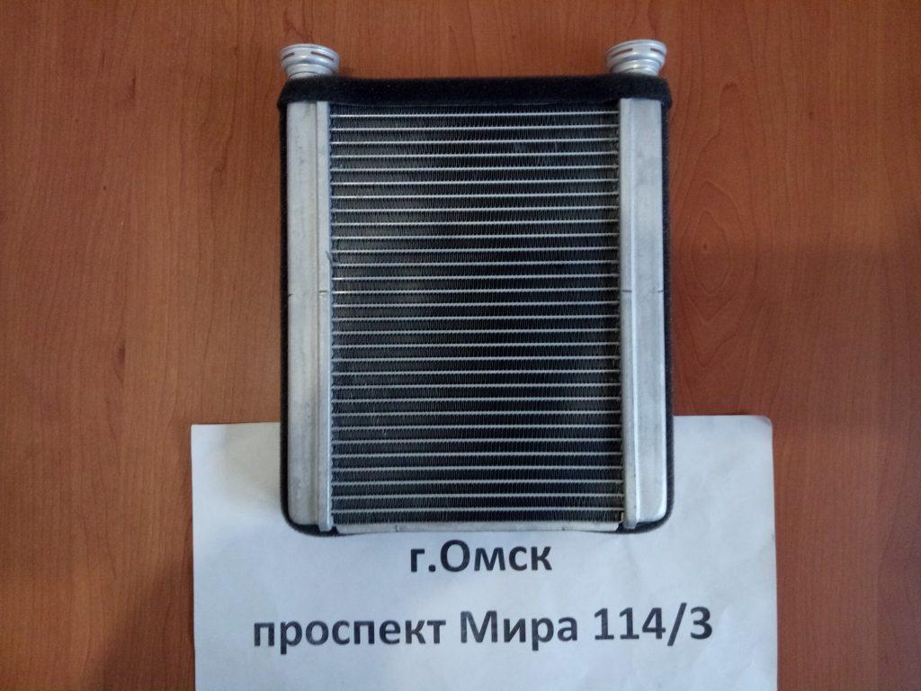 радиатор печки тойота королла омск