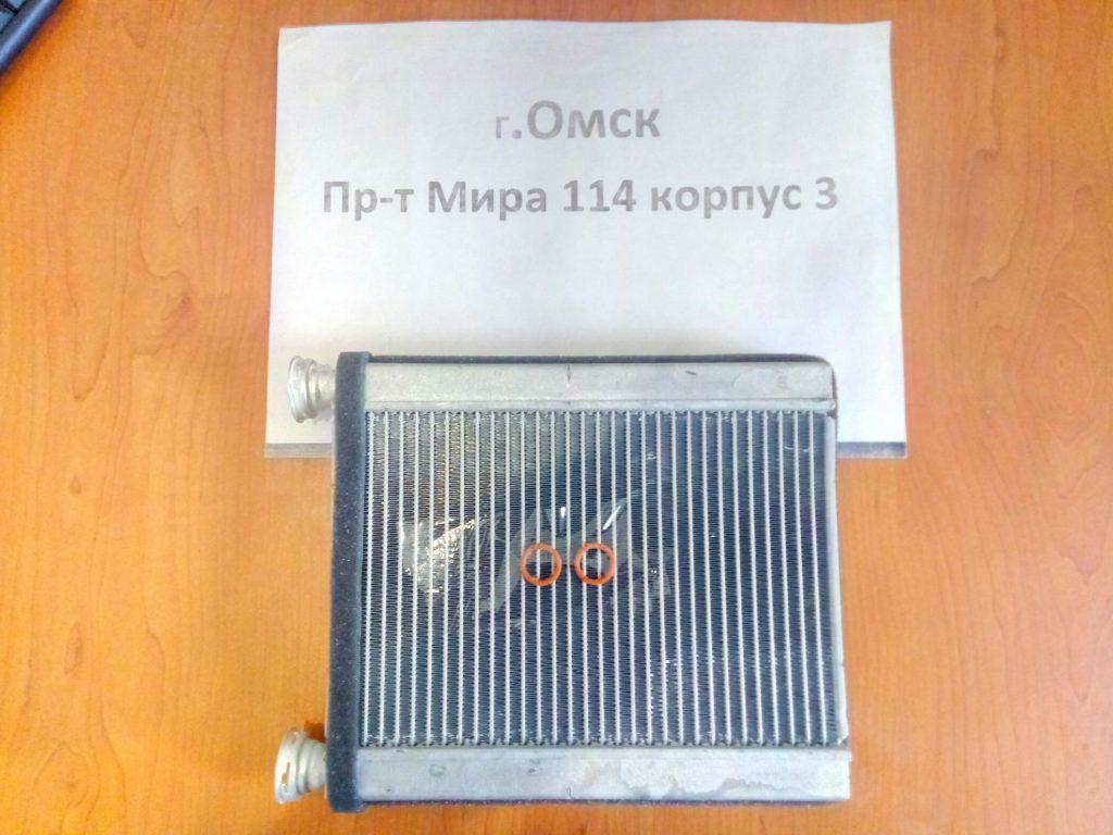 радиатор печки toyota rav4 омск
