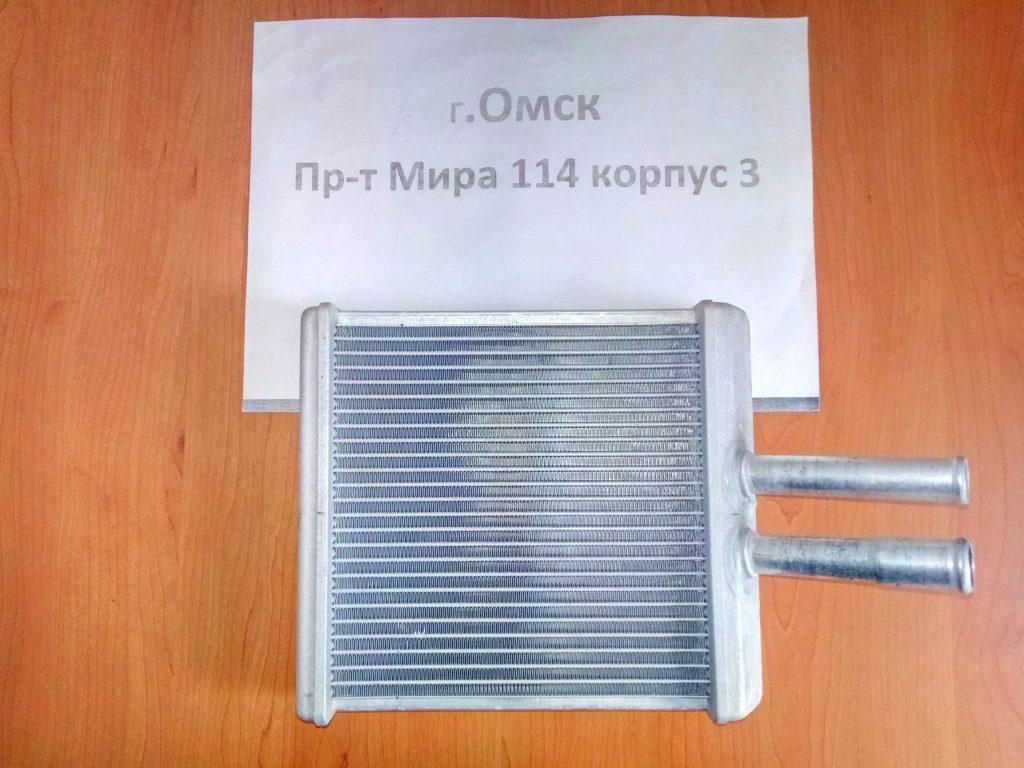 радиатор печки шевроле ланос омск